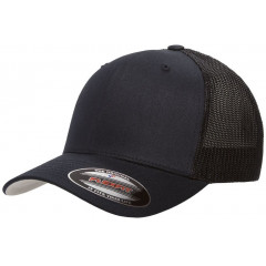 Кепка FlexFit 6511 Trucker Mesh Dark Navy
