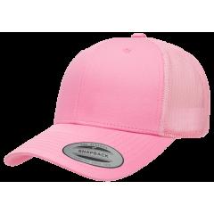 Кепка FlexFit 6606 Retro Trucker - Pink