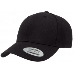 Кепка FlexFit 6789M - Curved Visor Snapback Black