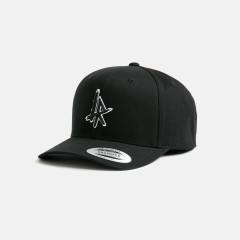 Кепка Lost Rocker - Baseball Black