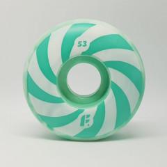 Колеса Footwork Swirl Mint 51, 52,53 mm 99A