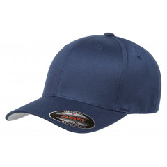 Кепка FlexFit 6277 Wooly Combed Navy