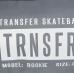 Чехол для скейтборда Transfer Rookie Grey